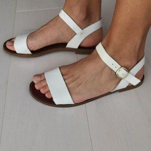 Steve Madden Leather Dondi Strappy Sandals